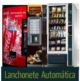 Lanchonete automática